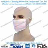 EarloopのマスクQk-FM001が付いている使い捨て可能な外科Nonwoven Bfe99のマスク