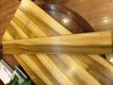 Pavimentazione del legno duro di Iroko di contrasto di colore