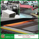 El solvente de Qingyi basó la película de la impresión del traspaso térmico del animal doméstico de la tinta