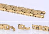 Pulseira de Hematite Magnética de Encanto de Moda para Unisex com Material de Tungstênio
