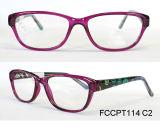 Frames feitos sob encomenda pessoais dos Eyeglasses com seu logotipo