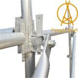 China-Qualität heißes BAD galvanisierter Typ Kwikstage Baugerüst