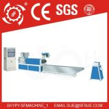 Tornillo de la refrigeración por agua de Sj-B solo que recicla la máquina