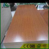 MDF laminado papel de la melamina para Muebles y Decoración 3-18mm