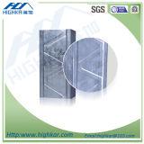 Стержень и след металла Drywall доски гипса
