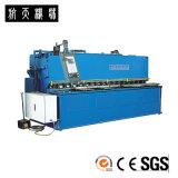 6100mm de ancho y 10 mm Espesor de la máquina CNC Shearing (placa de corte) Hts