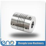5X8 mm Bewegungskiefer-Welle-Koppler 5mm bis 8mm flexible Kupplung-Außendurchmesser 19X25mm