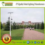 A melhor luz de rua solar