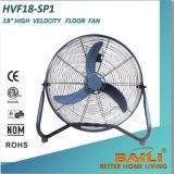 """18 de Industriële Ventilator van de Ventilator van de Vloer van de """" Hoge Snelheid met 3 Snelheden"""