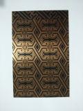 304 produits décoratifs de repère d'acier de tôle d'acier inoxydable de couleur