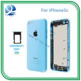 新しいiPhone 5c 100%のためのFaactoryの価格の携帯電話の背部ハウジングのBackkカバー