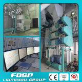 適度な構造30t/Hの飼料の餌の生産工場