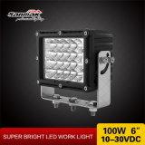 """Nova luz de trabalho de mineração 6 """"100W LED Heavy Duty Light"""