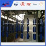 Sistema de transporte profissional da fábrica dobro do rolo do transporte da seta de China