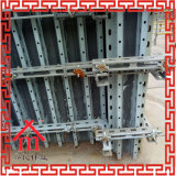 Construção do molde do metal da parede Q235