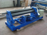 W11 Serial três rolos Symmetrical Placa Rolling Machine ou rolete de Placa