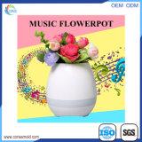 Беспроволочный Flowerpot нот диктора СИД франтовской Bluetooth