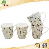 Encargo de 11 onzas taza de cerámica para la Forma V Mate