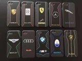 Nuevo llega la caja del teléfono móvil de la insignia del coche para iPhone6 / 6s / 7 / 7plus
