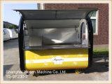 Chariots mobiles de nourriture de stalle de l'hamburger Ys-Bf230-2 à vendre