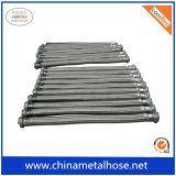 Mangueira trançada flexível de aço inoxidável 304 fabricada na China