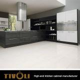 アパートのプロジェクトTivo-0197Vのための習慣になされる光沢度の高い食器棚