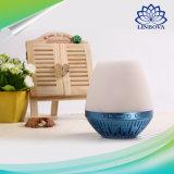 Haut-parleur portatif sans fil de Bluetooth de lampe sonore de l'ampoule DEL mini