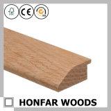 Enxerto de madeira da tampa do Baseboard que molda para a decoração interna