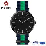 Relógios de nylon feitos sob encomenda de Dw da cinta dos fornecedores do relógio de China