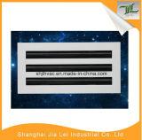 Aluminiumklimaanlagen-linearer Schlitz-Diffuser- (Zerstäuber)Strahldüse-Luft-Luftauslaß