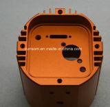 Анодированные цветом части CNC подвергая механической обработке