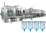 SGS 3 en 1 máquina de etiquetado de la máquina de rellenar del agua de la bebida para la botella del animal doméstico