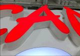 ビニールの前部が付いているカスタム屋外のFrontlitによって照らされる文字LEDの印