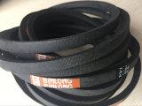 V-Belt profundo de la cuña del borde sin procesar caliente del vendedor para los coches