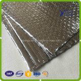 Materiales de construcción aislamiento térmico de doble hoja de aluminio burbuja