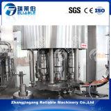 Máquina de rellenar del jugo aséptico plástico automático de la botella de China