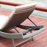 Atacado Beach Outdoor Patio Leisure PE Rattan Lounge