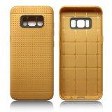 Caso flexível da proteção nova TPU da gota para a galáxia S8 de Samsung