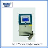 Stampatrice poco costosa del getto di inchiostro della stampante del contrassegno della bottiglia di acqua di Leadjet