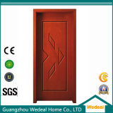 Porte en bois de mélamine de qualité pour les Chambres résidentielles