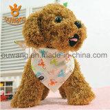 De in het groot Aangepaste Embleem Afgedrukte Hond Bandana van de Driehoek