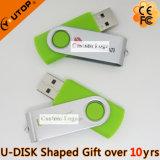 High Speed вращаясь померанцовая ручка металла USB3.0 для подарков (YT-1201-06)