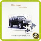 Kundenspezifisches Qualitäts-Sublimation-Leerzeichen A4 3mm MDF-Puzzle