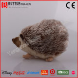 Vente en gros Cute Stuffed Animals Peluche Hedgehog Soft Toy
