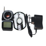 Детектор Cc309 сигнала мобильного телефона GPS всеобщего детектора RF полностью заполненная зона Анти--Шпионки беспроволочного портативный