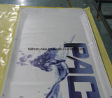 Impressão feita sob encomenda ao ar livre que anuncia a bandeira do PVC do vinil 16oz (SS-VB92)
