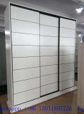 Cabinet personnalisé de garde-robe de porte coulissante (usine directement)