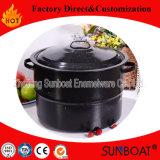 Sunboat grosser schwerer Stewpot/Cookware-/decklack-Dampfer