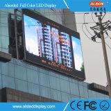 Publicidad de la pantalla a todo color al aire libre del panel del módulo de HD P16 LED