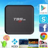 Nuova memoria Android Amlogic del quadrato della casella di Arrvial T95m S905 TV